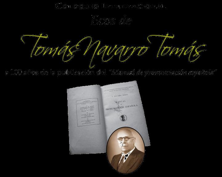 Logotipo Tomás Navarro T